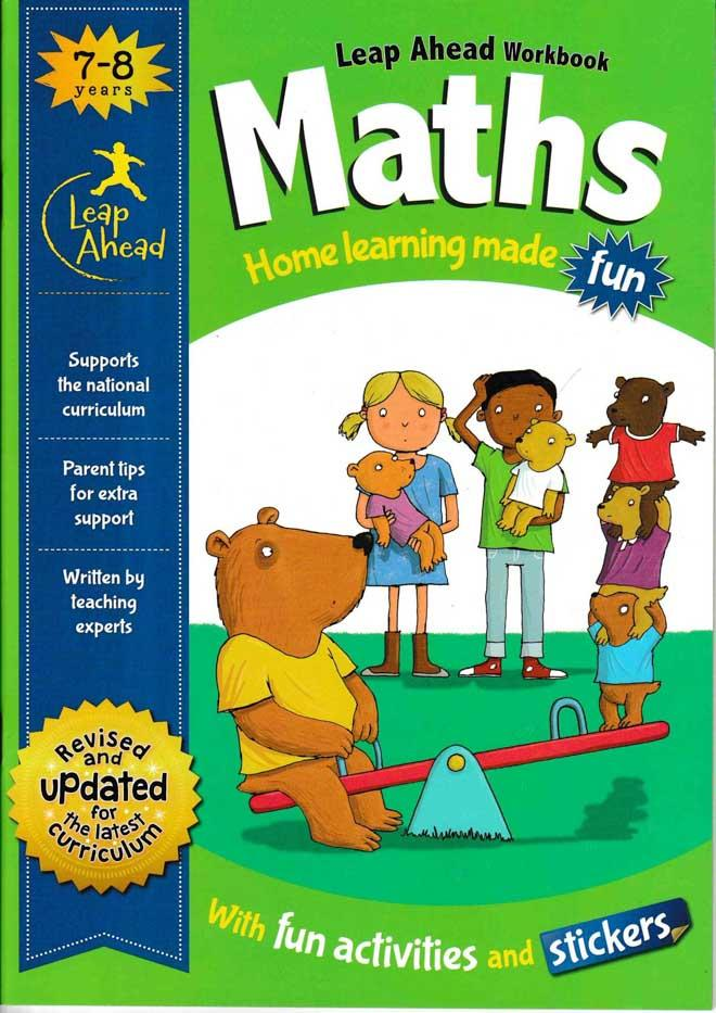 Leap Ahead Maths 7-8 - HPH Publishing