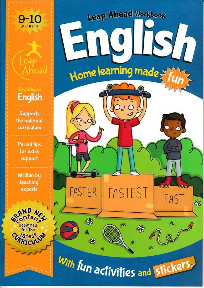 Leap Ahead English 9-10 - HPH Publishing