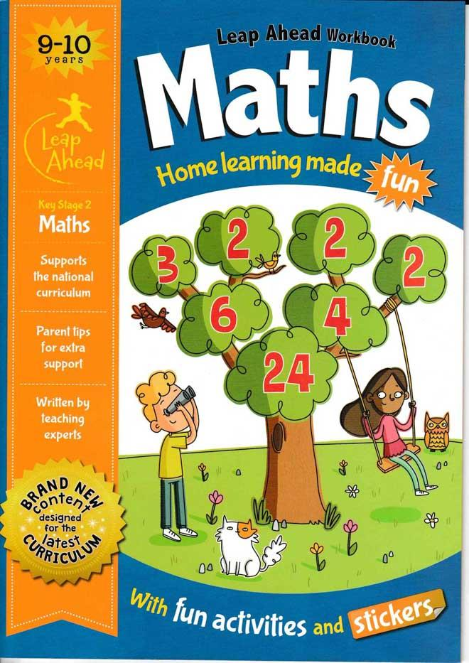 Leap Ahead Maths 9-10 - HPH Publishing