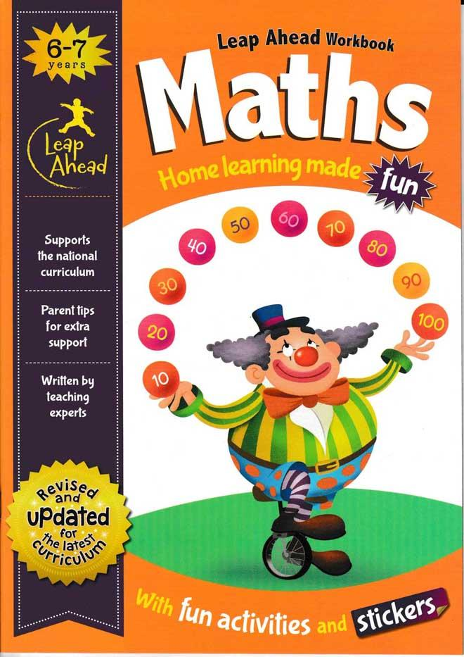 Leap Ahead Maths 6-7 - HPH Publishing
