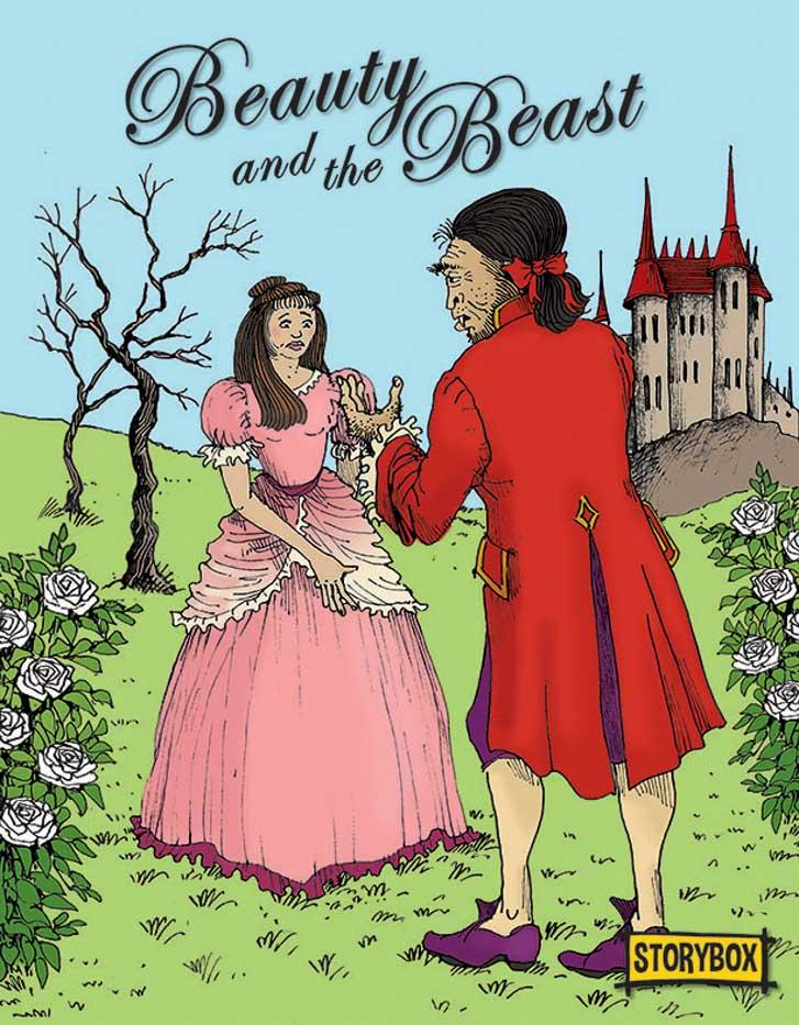 STORYBOX - Beauty and the Beast - HPH Publishing