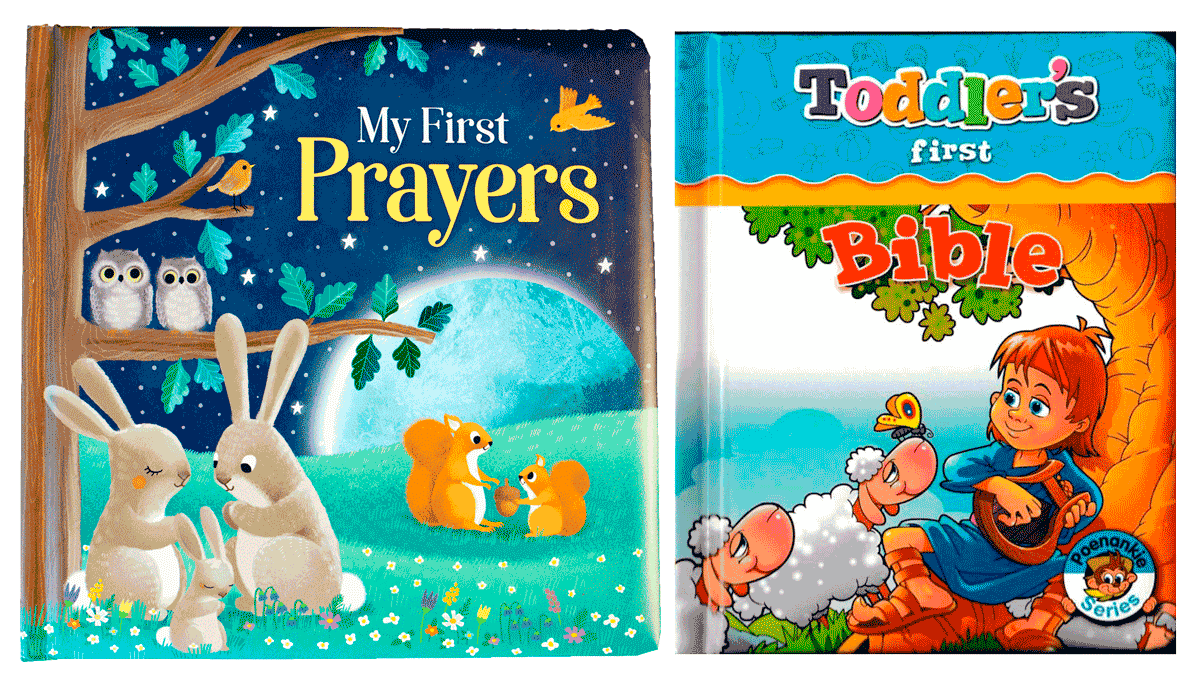 Christian Toddler Bundle