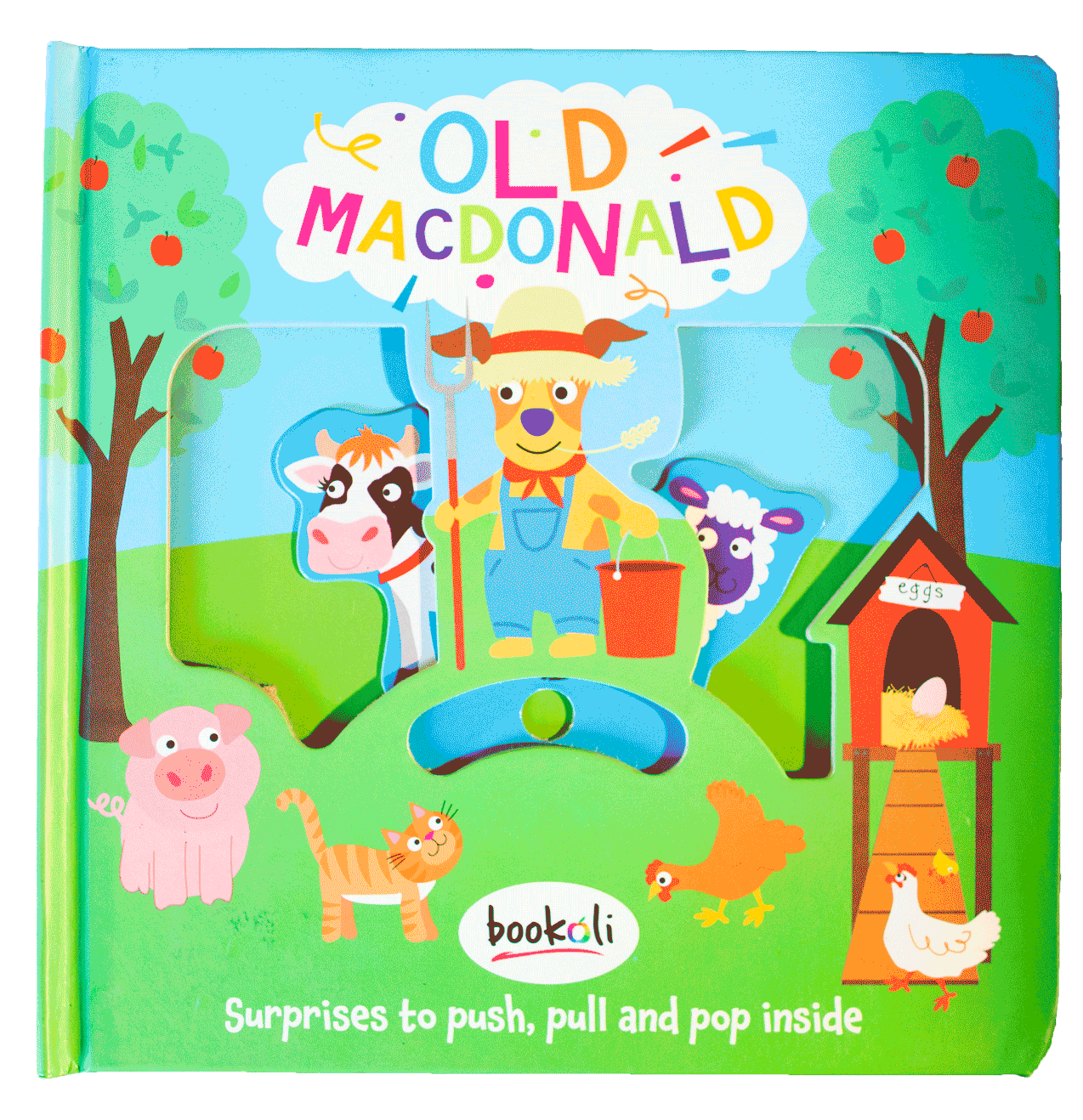 Old MacDonald - Push, Pull, Pop