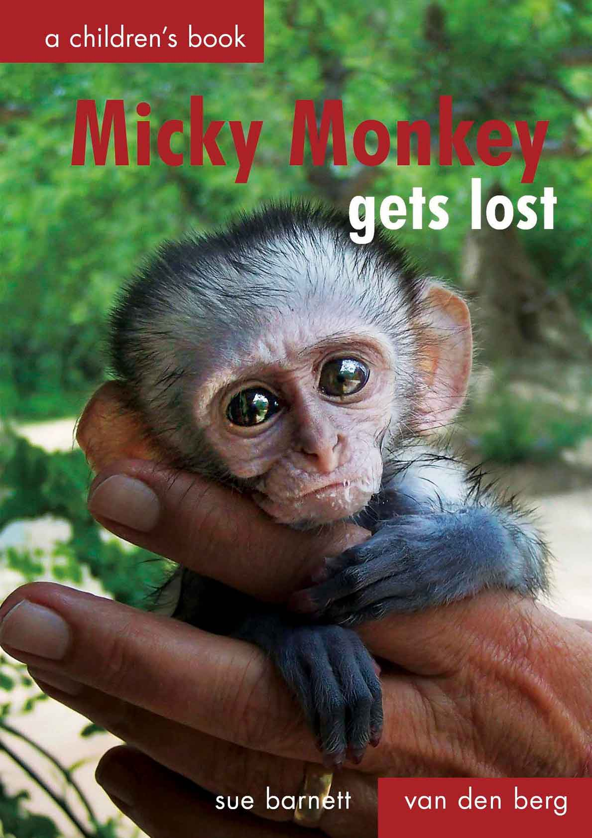 Micky Monkey Gets Lost