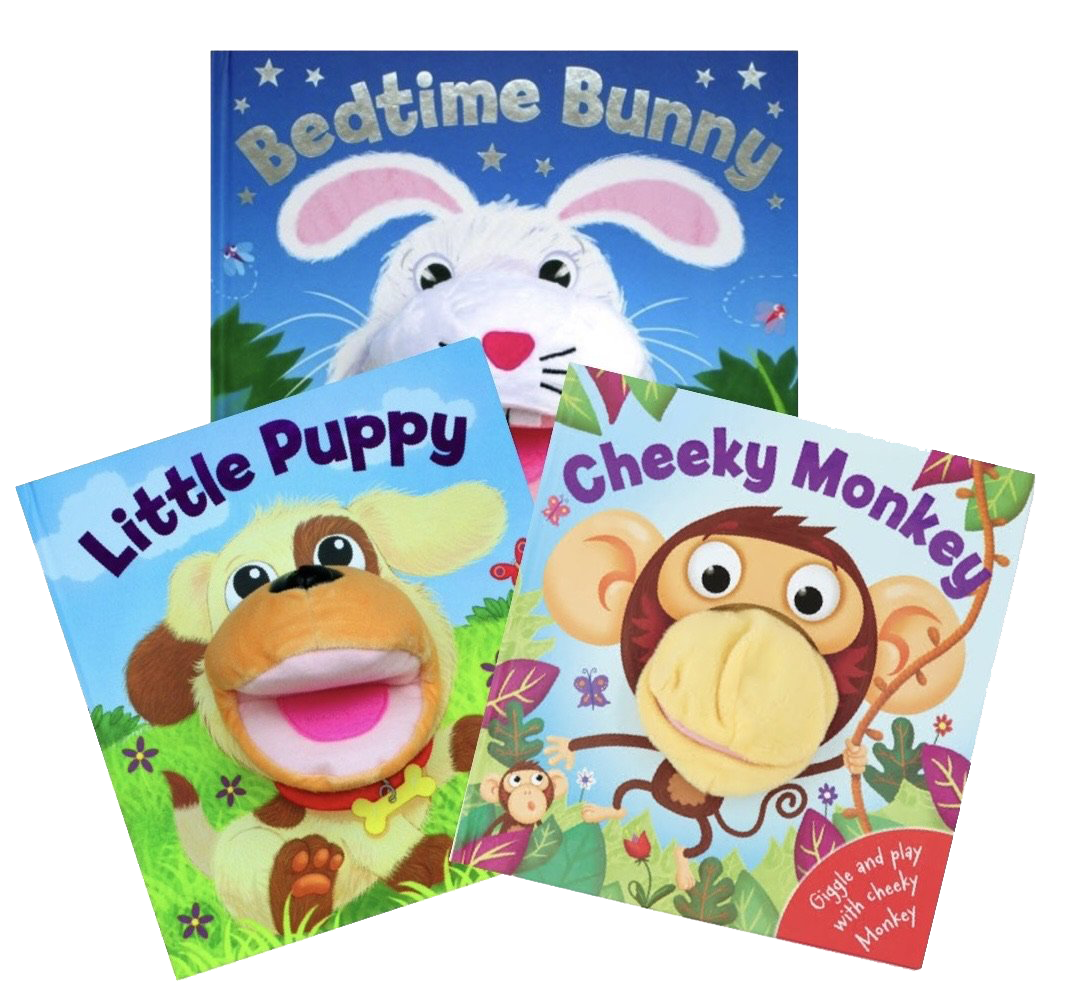 Puppet Book Bundle