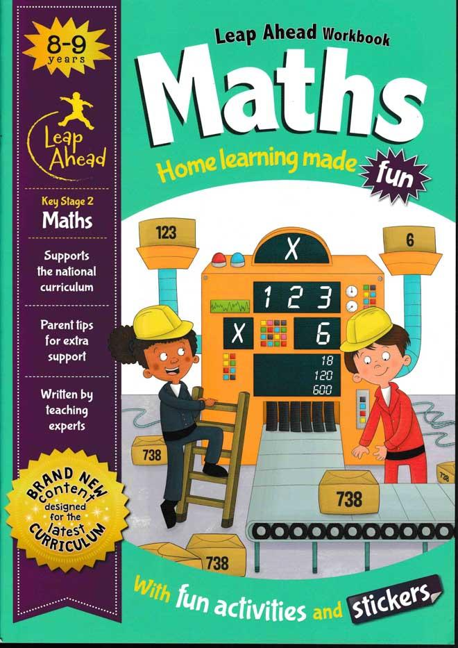 Leap Ahead Maths 8-9 - HPH Publishing