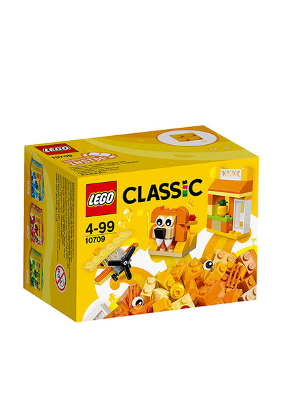 LEGO® Classic Orange Creative Box 10709