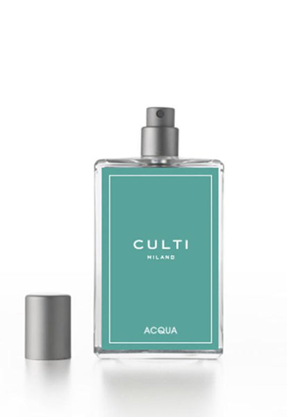 Culti Spray, Acqua