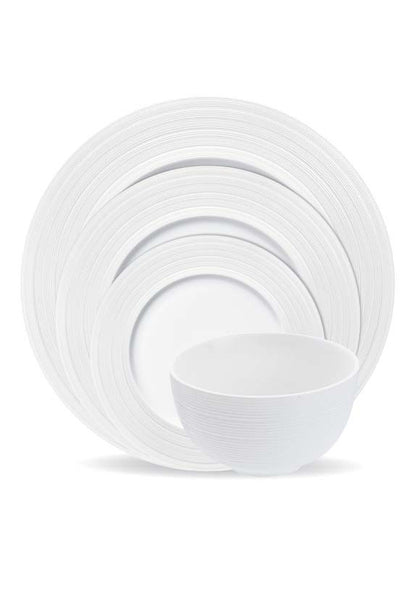 Luzerne Manhattan Dinner Set, 16pc