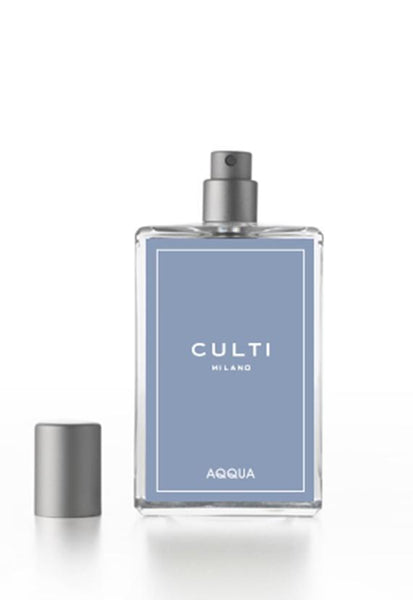 Culti Spray, Aqqua