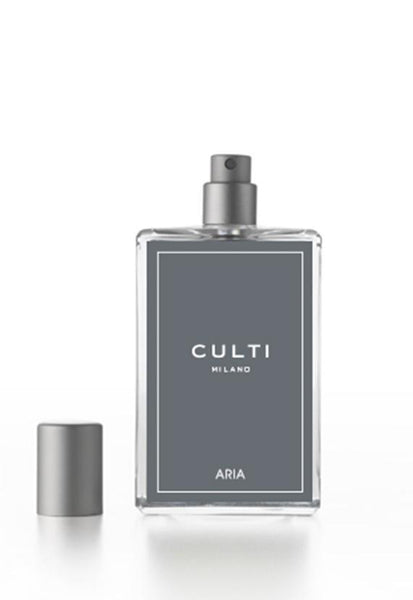 Culti Spray, Aria