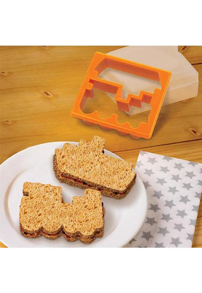 Tovolo Sandwich Shaper, Train & Boat
