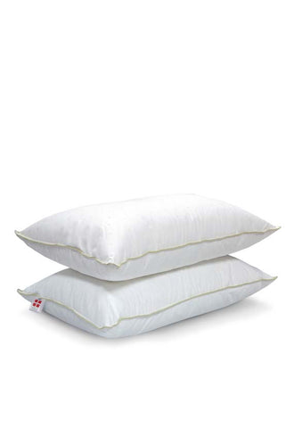 Foss Flakes Pillow, </br>Firm, 2pcs