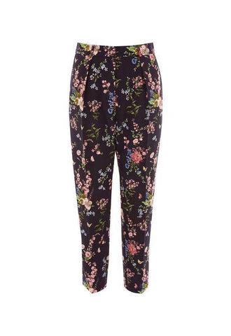 Oasis Royal Worcester Print Trouser