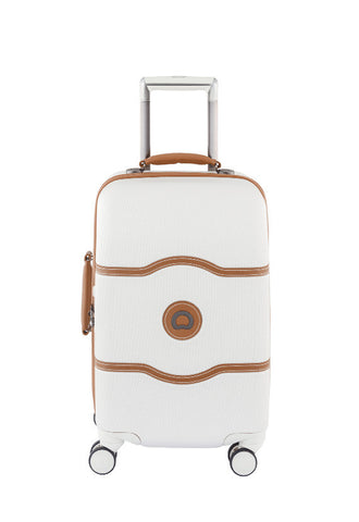 Delsey Chatelet 4 Wheels Luggage, Angora