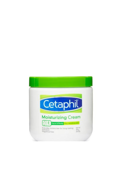 Cetaphil Moisturizing Cream, 453g