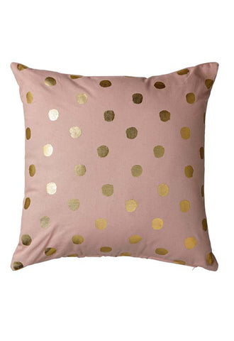Bloomingville Cushion, Nude/Gold