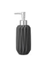 Bloomingville Fluted Soap Dispenser