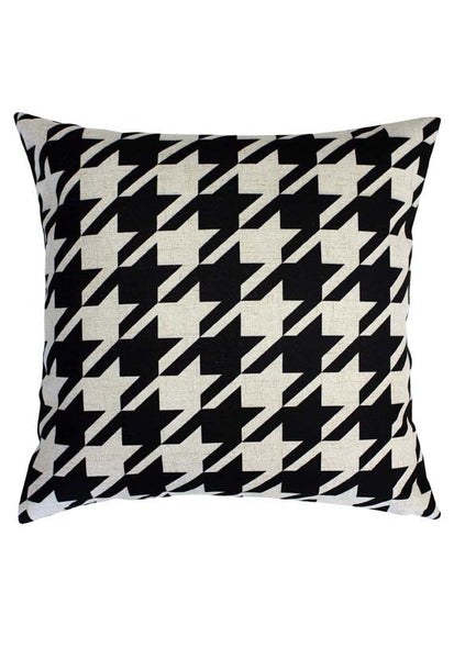 Robinsons Printed Cushions, Houndstooth
