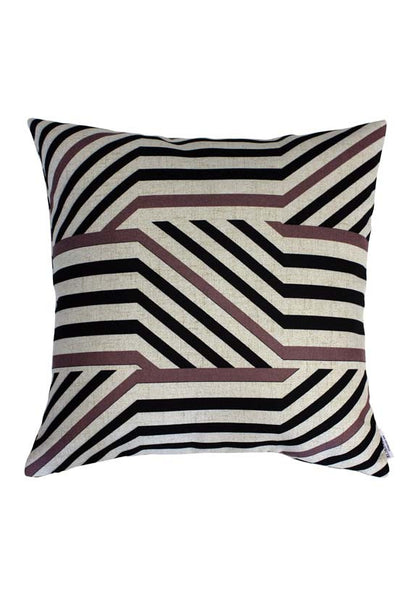 Robinsons Printed Cushions, Maze