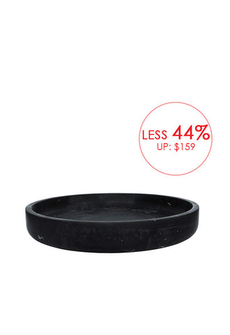 Robinsons Black Marble Collection, Tray