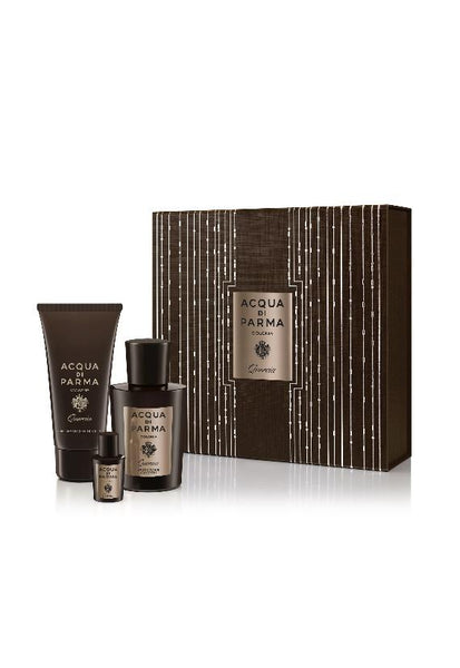 Acqua Di Parma Ingredient Collection Set: Quercia