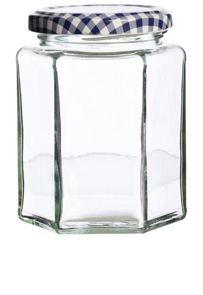 Kilner® 280ml Hexagon Twist Top Jar