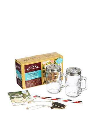 Kilner® Drinking Mug Set For 2