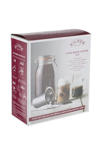 Kilner® Cold Brew Coffee Set
