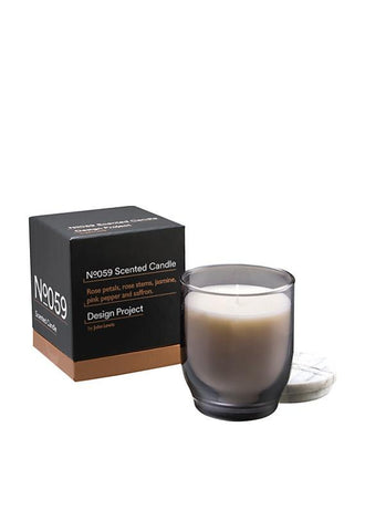 Design Poject By John Lewis Candle No059 Rose Quartz