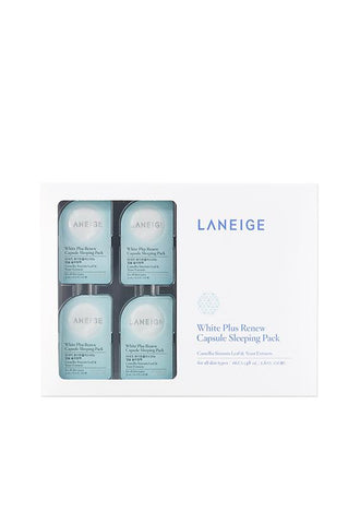 Laneige White Plus Renew Capsule Sleeping Pack