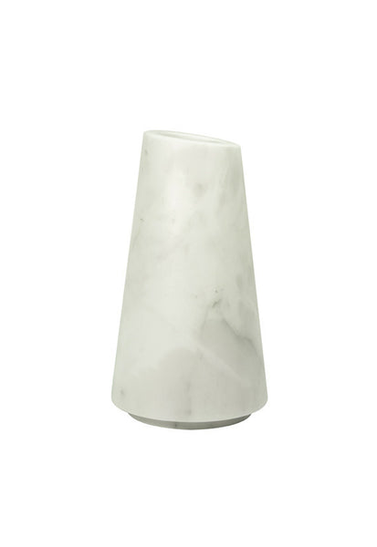 Robinsons White Marble Collection, Tall Vase