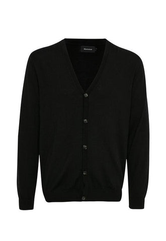 Matinique Jambon Cardigan, Black