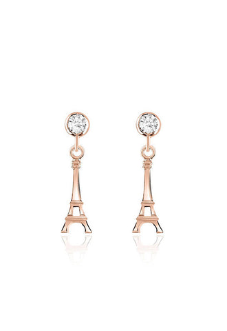 Agatha Earrings Tower