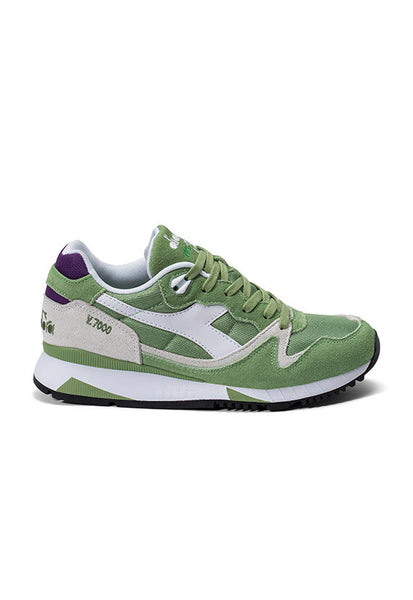 Diadora V7000 NYL II, Forest Shade/Amaranth Purple