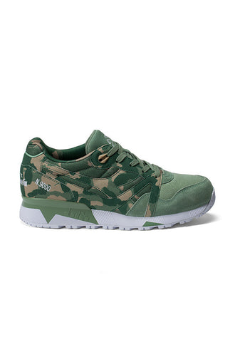 Diadora N9000 CAMO, Golf Club Green