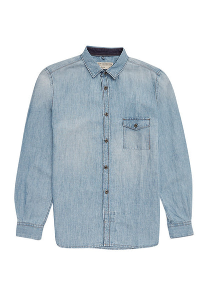French Connection Shirt, Denim