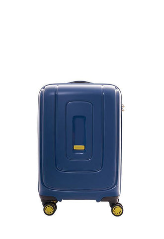 American Tourister Lightrax Spinner with TSA, Blue