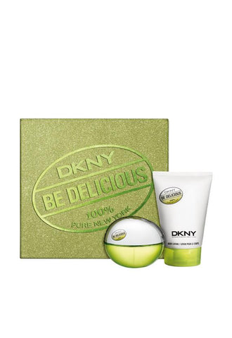 DKNY Be Delicious Holiday EDP Set, 50ml