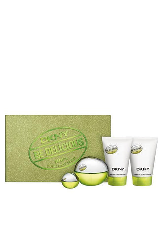 DKNY Be Delicious Essentials Holiday Set