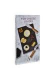 Andrea Cheese Knives & Slate Board. Set of 2