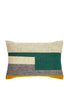 John Lewis Cushion No102 Evergreen / Mimosa