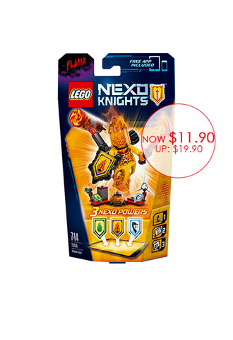 LEGO® NEXO KNIGHTS™ Ultimate Flama 70339