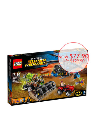 LEGO® DC Comics Super Heroes Batman™: Scarecrow™ Harvest of Fear 76054