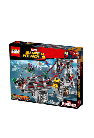 LEGO® Marvel™ Super Heroes Spiderman : Web Warriors Ultimate Bride Battle 76057