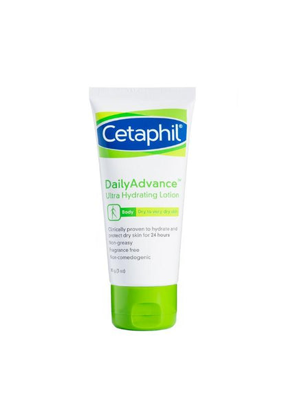 Cetaphil Daily Advance Ultra Hydrating Lotion, 85h