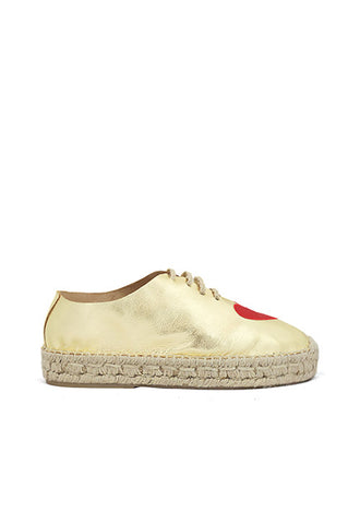 Apologie Adrienne Laced Up Espadrilles