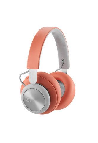 Beoplay H4 Headphones, Tangerine