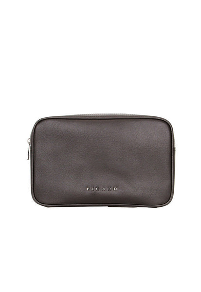 Picard Bravo 1210 Leather Clutch Bag, Cafe