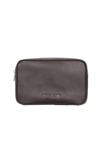 Picard Bravo 1210 Leather Clutch Bag, Café